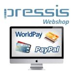 Pressis Webshop Paypal/Wordpay