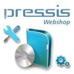 Pressis WebShop Oppsett