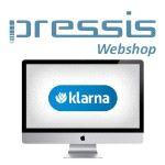 Pressis WebShop Klarna