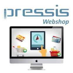 Pressis WebShop Order