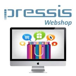 Pressis WebShop Pakker
